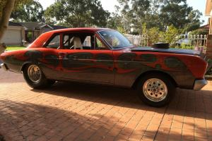 Ford Falcon Drag CAR 1966 2 Door
