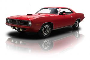 Plymouth : Barracuda 'Cuda