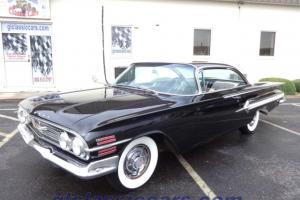 1960 Chevy Impala Tri-Power Barn Find