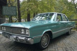 Immaculate Condition low mileage Original Dodge 440