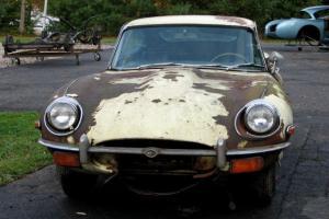 Jaguar : E-Type Coupe