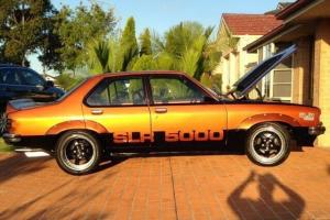 Torana SLR 5000 in Badgerys Creek, NSW