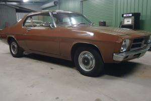 HQ Holden Monaro 2 Door Coupe Rare NON GTS 6CYL Manual Suit HK HT HG Buyer in Evanston Park, SA