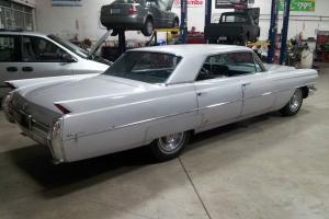 Cadillac : DeVille hardtop