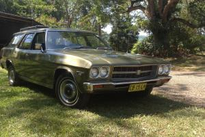 Holden HQ Premier V8 Wagon