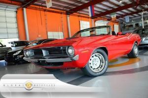 Plymouth : Barracuda 440 V8