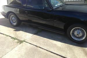 1989 Avanti Black Coupe Classic Hot Rod Old School!!!!