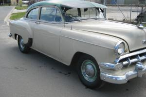 Chev 2 Door Sedan 1954 in Lavington, NSW