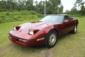 Chevrolet : Corvette Hatchback Tuned Port Injection