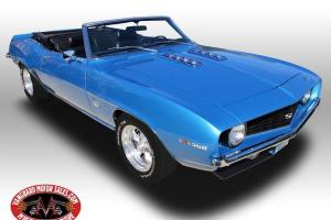 Chevrolet : Camaro Convertible