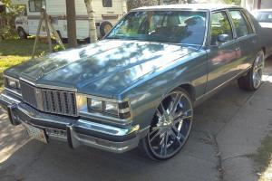 Pontiac : Bonneville Chrome