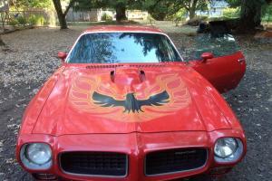 1973 Trans am / firebird / formula  455