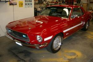 Ford : Mustang gt/cs