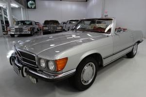 Mercedes-Benz : SL-Class 450SL ONLY 72,309 ACTUAL MILES! STUNNING! Photo