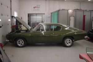 Plymouth : Barracuda Formula S