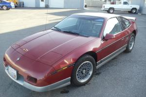 Pontiac : Fiero GT