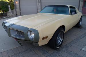 Pontiac : Firebird ESPIRT