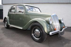 1939 Lancia Aprilia 1352cc