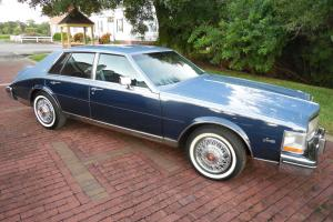 Cadillac : Seville Base Sedan 4-Door Photo