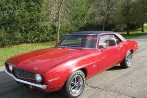 Chevrolet : Camaro 1969 Base Coupe