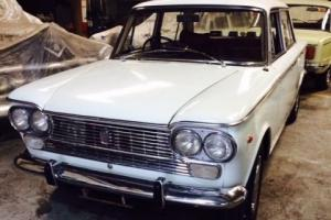 Fiat 1500 MK III 1966 Sedan EX Italian Embassy CAR