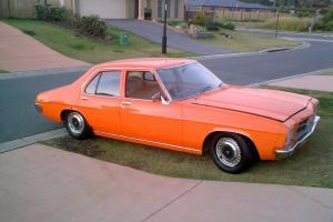 Holden HQ Kingswood NOT Torana Gemini Commodore Falcon Valiant Photo
