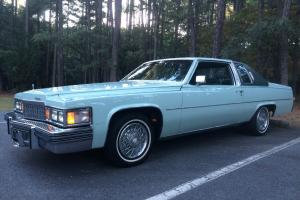 Cadillac : DeVille Base Coupe 2-Door Photo