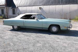 Cadillac : Eldorado standard