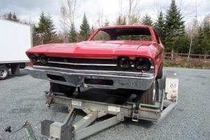 Chevrolet : Chevelle 2 Door