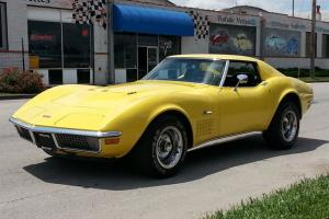 Chevrolet : Corvette Photo