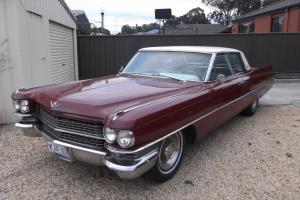 1963 Cadillac Coupe Deville in Bendigo, VIC