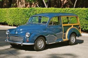 Austin : Morris Traveller w/Fiat 1800cc twin cam BRILLIANT FUN!