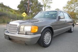 Mercedes-Benz : 500-Series 560SEL W126