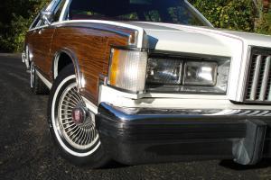 Mercury : Grand Marquis LS Colony Park Wagon