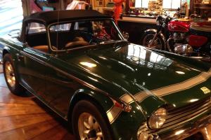 Triumph : Other TR250 Photo