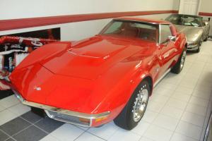 Chevrolet : Corvette t top coupe Photo