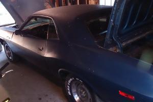 Dodge : Challenger RALLYE