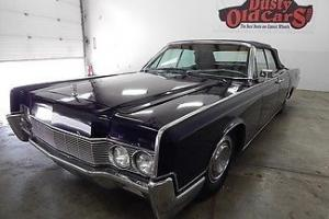 Lincoln : Continental RunsDrivesNiceBodyInteriorVGoodBagsCompressor