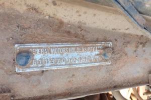 HQ Holden Monaro LS Coupe 9 1971
