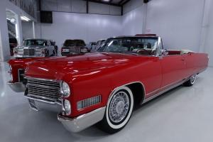 Cadillac : Eldorado BELIEVED TO BE 55,555 MILES!