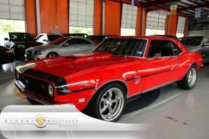 Chevrolet : Camaro 427