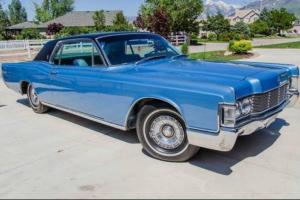 Lincoln : Continental 2 Dr Coupe