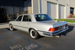 Mercedes-Benz : 500-Series 450sel Photo
