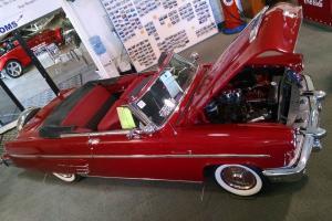 Mercury : Monterey convertible