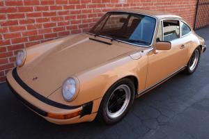 Porsche : 911 coupe Photo
