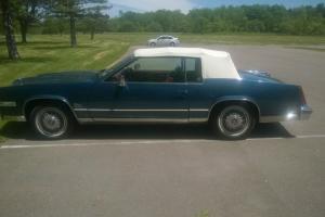 Cadillac : Eldorado 2 door coupe Photo