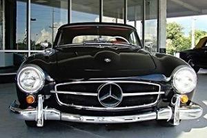 Mercedes-Benz : SL-Class 190 SL