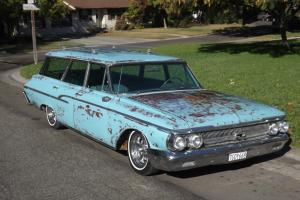 Mercury : Monterey 1962 Surf Station Wagon Daily Driver No Reserve!!! Photo
