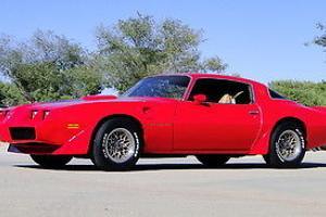 Pontiac : Trans Am WS6 4 SPEED W72 400ci 65,400 ORIG MILES