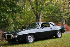 Pontiac : Firebird Pro-tour, 350-4-bolt/TH-350